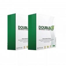 Double S ผลิตภัณฑ์เสริมอาหารควบคุมน้ำหนัก 2 กล่อง (30 แคปซูล/กล่อง)